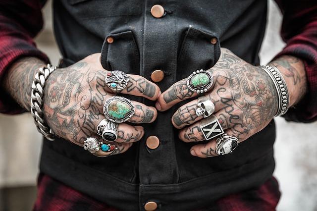 Tetování aneb Cejch na celý život