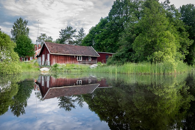 Žití na chatě